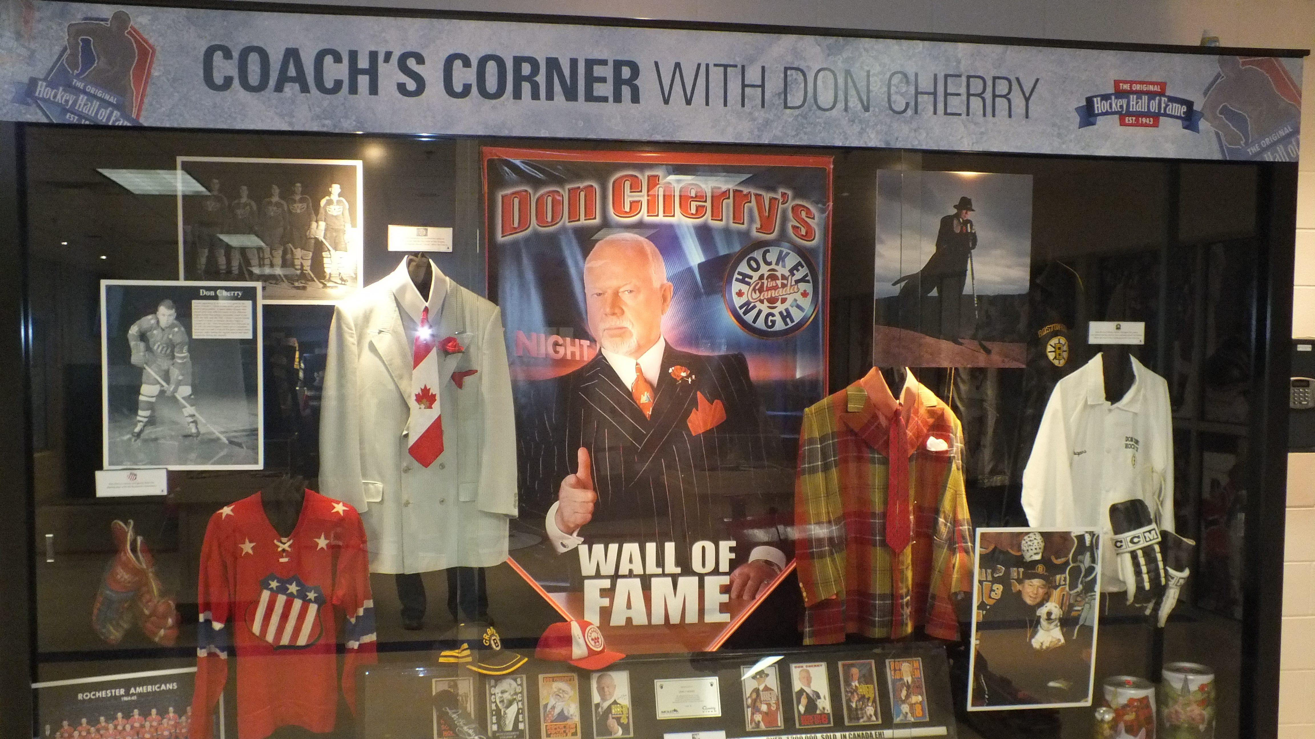 Inside The International Hockey Hall of Fame